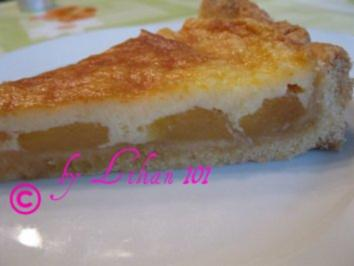 Apfelkuchen aus dem Elsaß - Rezept