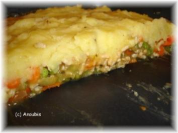Hackfleischgericht - Shepherd's Pie - Schäferkuchen - Rezept
