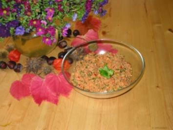 Tabbouleh - orientalischer Salat - Rezept
