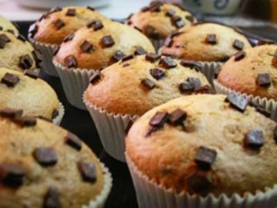 Grundrezept Muffins - Rezept