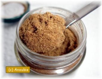 Gewürzmischung - Garam Masala - Rezept