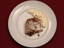 Münchener Apfelstrudel mit Eierlikör-Sahne (Joseph Hannesschläger) - Rezept