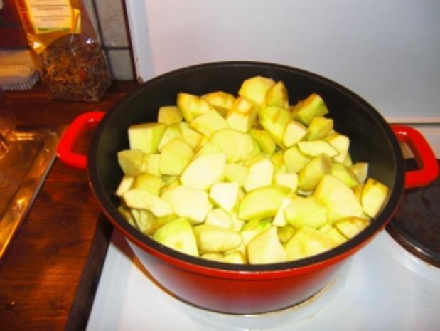 Apfelgelee mit Ingwernote - Rezept - Bild Nr. 3