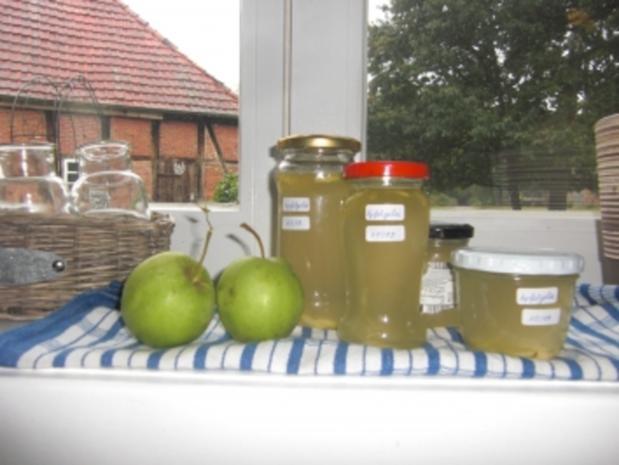 Apfelgelee mit Ingwernote - Rezept - Bild Nr. 4