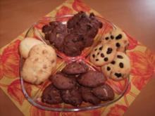 Cookies - Rezept Nr. 250 der Kochbar - Rezept