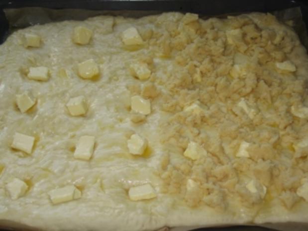 Butterkuchen mit Extras - Rezept - Bild Nr. 6