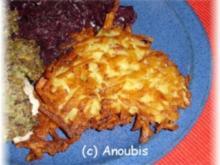 Beilage - Kartoffelrösti - Rezept