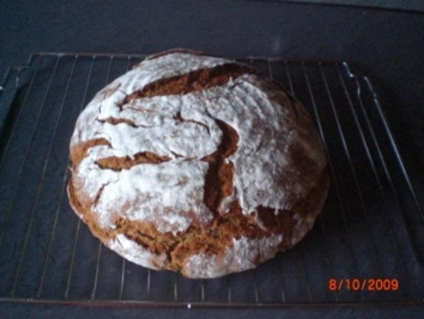 Brot-Roggenbrot - Rezept - Bild Nr. 2