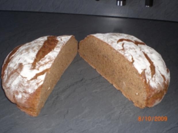 Brot-Roggenbrot - Rezept - Bild Nr. 3