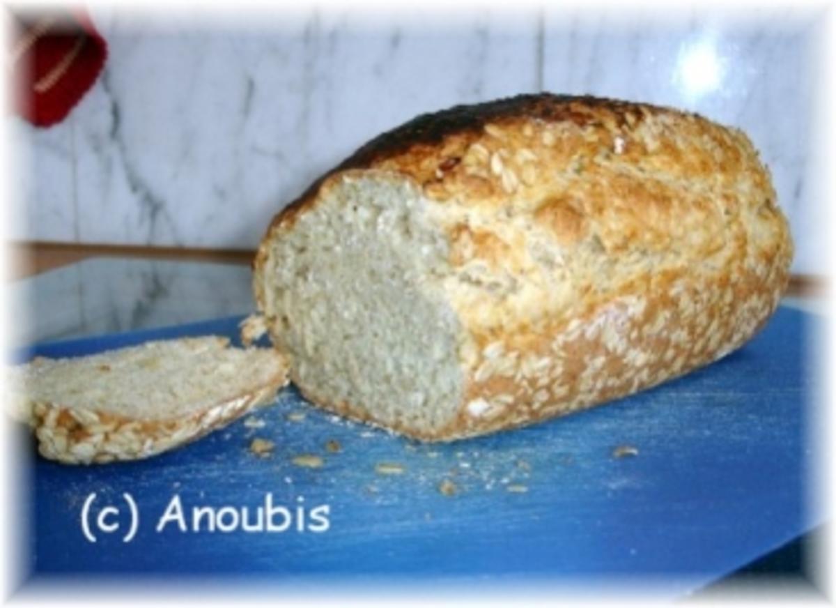 Brot/Brötchen - Joghurtbrot - Rezept Von Einsendungen Anoubis