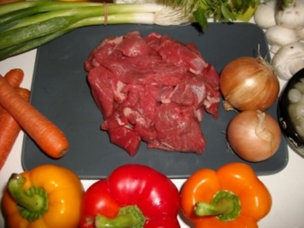 Rindfleisch Salat - Rezept - Bild Nr. 2