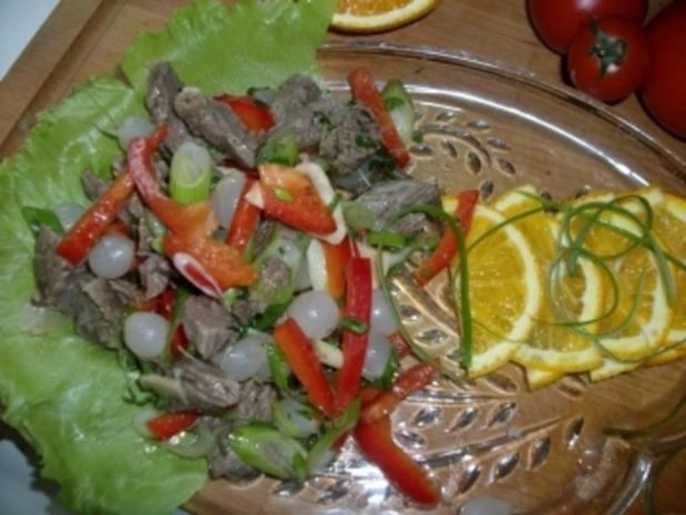 Rindfleisch Salat - Rezept - Bild Nr. 3