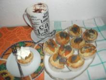 Mohn-Aprikosen-Muffins - Rezept