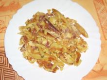 Spätzle-Schupfnudel-Pfanne - Rezept