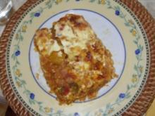 Mexikanischer Tortillas-Auflauf - Rezept