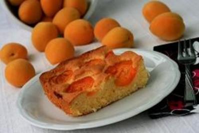 Marillenkuchen alla mamma - Rezept