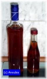 Angesetzter - Apfelkorn - Rezept