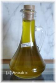 Öl/Essig - Habanero-Öl - Rezept