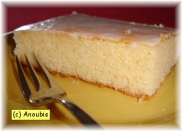 Kuchen/Gebäck - Fanta-Kuchen - Rezept