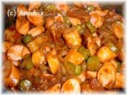Hauptgericht deftig - Fiaker-Gulasch - Rezept