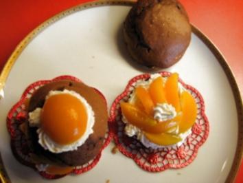 Muffin - Aprikosen Törtchen - Rezept