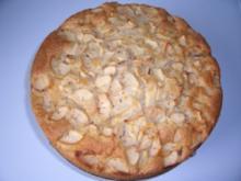 Apfel Selterkuchen - Rezept