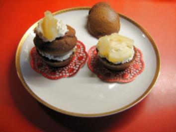 Muffin - Birnen Törtchen - Rezept