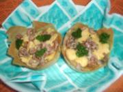 Eier-Krabben-Körbchen - Rezept