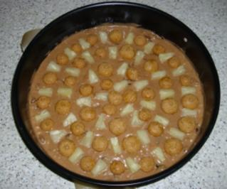 Mandel-Marzipan-Kuchen - Rezept