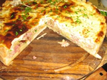 Rezept: Badischer Zwiebelkuchen von Rosa