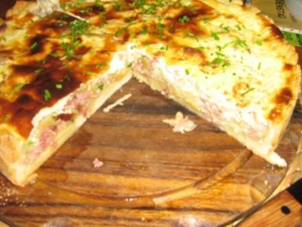 Badischer Zwiebelkuchen von Rosa - Rezept