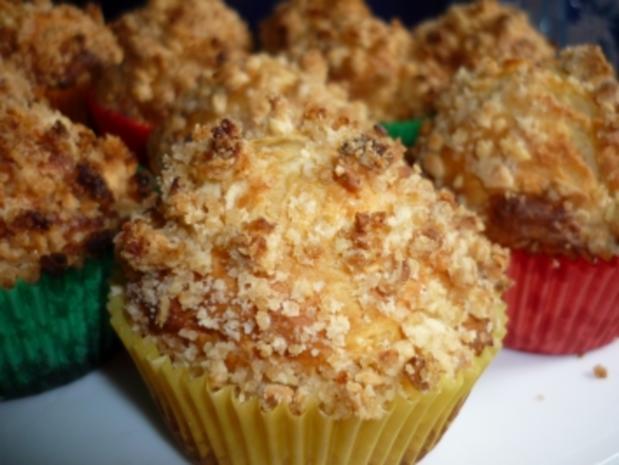 Mandelmuffins - Rezept - Bild Nr. 2