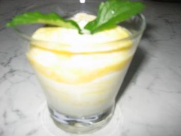 Maracuja-Joghurtcreme - Rezept