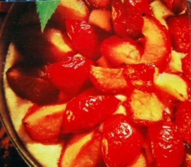 Pflaumen Zimt Kuchen - Rezept