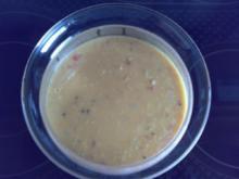 Linsen Suppe indischer Art - Rezept