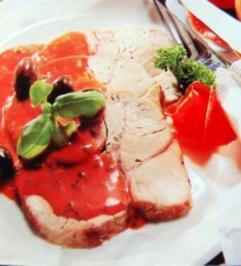 "Kalbsrollbraten "" Italienisch "" - Rezept"