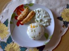Tandoori Hähnchen mit indischem Zaziki - Rezept