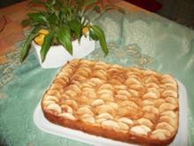 Apfel - Quark - Kuchen - Rezept