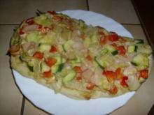 Gabi´s Sonntagspizza - Rezept