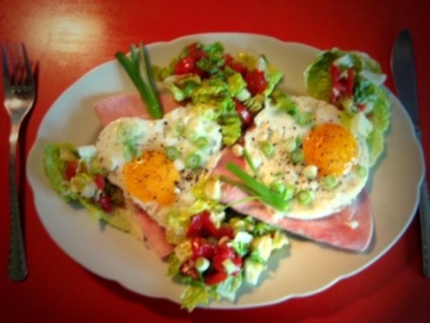 Strammer-Sonntag-Frühstück-Max - Rezept