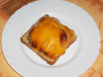 Toast überbacken - Rezept