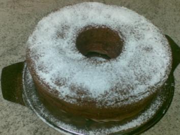 Nutella- Kuchen - Rezept