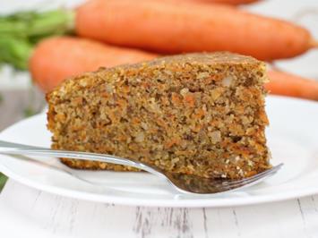 Karottenkuchen ohne Mehl und Butter - Rezept - Bild Nr. 2