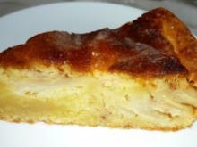 Apfel-Grieß-Kuchen - Rezept