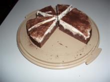 Kirsch-Sahne-Kuchen - Rezept