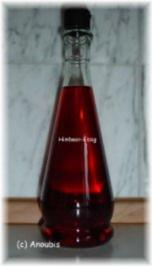 Öl/Essig - Himbeeressig - Rezept