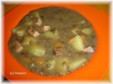 Suppe/Eintopf - Linseneintopf - Rezept