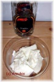 Rezept: Dessert - Caipirinha-Flammeri