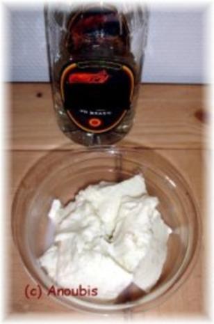 Dessert - Caipirinha-Flammeri - Rezept