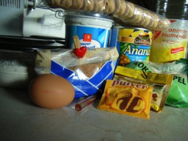 Muffins: Ananas-Kokos-Törtchen - Rezept - Bild Nr. 2